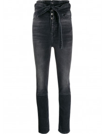 Unravel Project Skinny Jeans - Zwart afbeelding