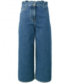 Valentino - Cropped Jeans - Women - Cotton/polyester - 28 afbeelding