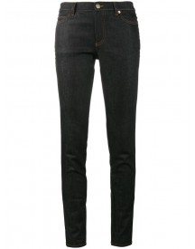 Valentino - Rockstud Untitled Skinny Jeans - Women - Cotton/polyester/spandex/elastane - 29 afbeelding