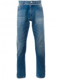 Valentino - Rockstud Untitled Slim-fit Jeans - Men - Cotton - 32 afbeelding