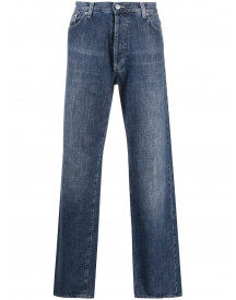 Versace Pre-owned Straight Jeans - Blauw afbeelding