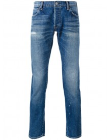 Visvim - Slim-fit Jeans - Men - Cotton - 36 afbeelding