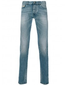 Weber + Weber - Slim Fit Jeans - Men - Cotton/spandex/elastane - 50 afbeelding