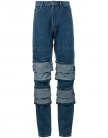 Y / Project - Turn-up Detail Jeans - Women - Cotton - S afbeelding