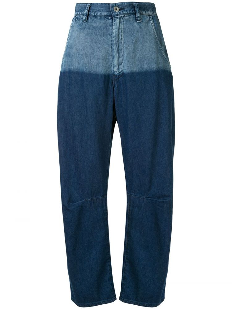 Image Y's Low Waist Jeans - Blauw