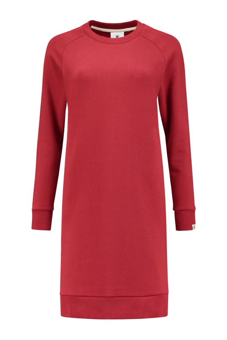 Image Belgian Company Sophie Dress 12681 4721 Red Dahlia