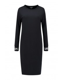 Amator Bash Dress In Black afbeelding