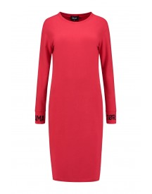 Amator Bash Dress In Red afbeelding
