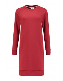 Belgian Company Sophie Dress 12681 4721 Red Dahlia afbeelding