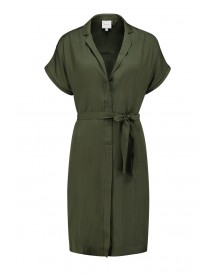 Dante 6 Hepburn Dress In Mossy Green - 173401 640 afbeelding