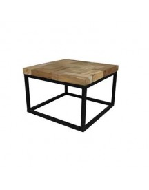 Hsm Collection Salontafel Vierkant - Blank afbeelding