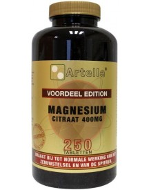 Magnesium Citraat Elementair afbeelding