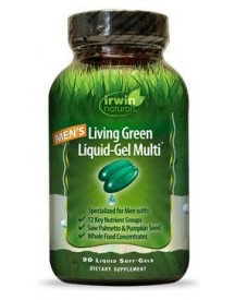 Living Green Liquid Gel Multi For Men afbeelding