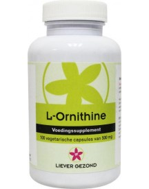 L-ornithine afbeelding