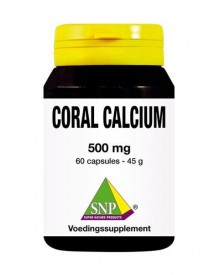 Coral Calcium 500 Mg afbeelding