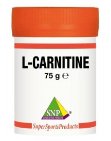 L-carnitine Xx Puur afbeelding