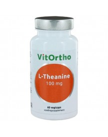 L-theanine 100 Mg afbeelding