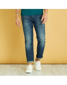 Kort Model Regular Jeans afbeelding