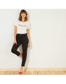 Mom Jeans Met Extra Hoge Taille afbeelding