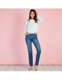Regular Fit Jeans, Lengtemaat 32 afbeelding