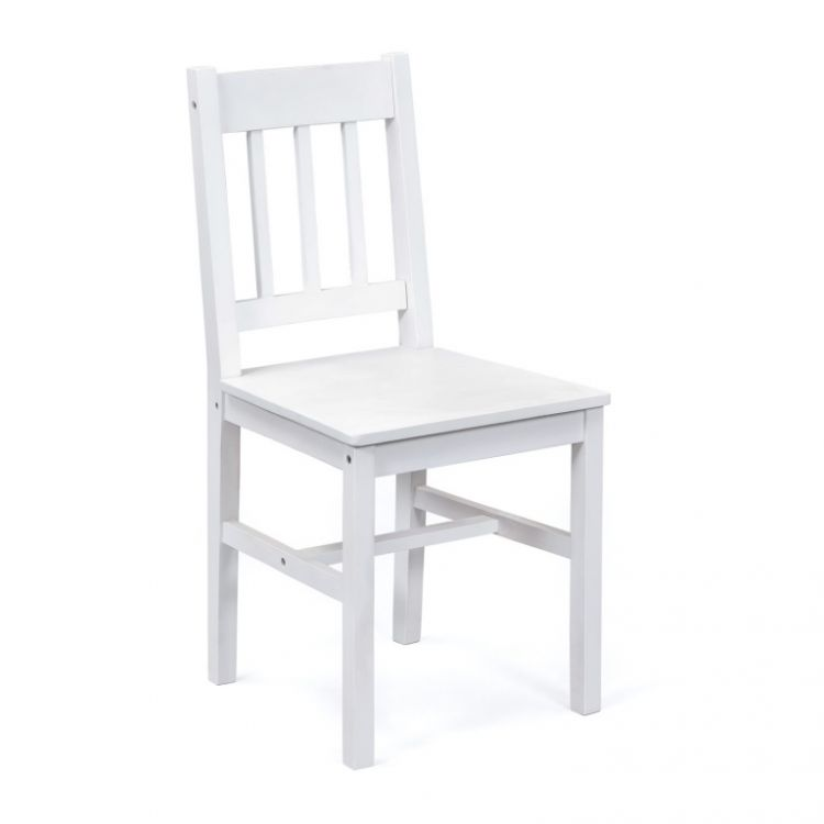 Image Palmiro Dining Room Chair Palmiro - Pine White 2pc/box
