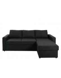 Chaise Longue Zilo Donkergrijs afbeelding