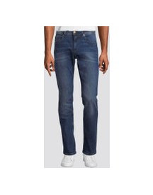 Tom Tailor Denim Aedan Slim Jeans, Heren, Mid Stone Wash Denim, 31/32 afbeelding