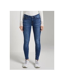 Tom Tailor Denim Jona Extra Skinny Jeans, Clean Mid Stone Blue Denim, 26/30 afbeelding
