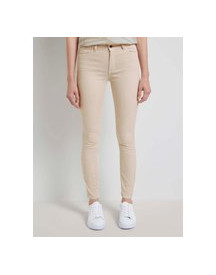 Tom Tailor Mine To Five Kate Skinny Enkel-lengte Jeans, Soft Ecru, 26 afbeelding
