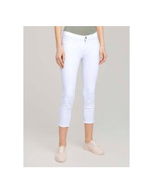 Tom Tailor Alexa Slim Jeans 7/8, White, 34/26 afbeelding