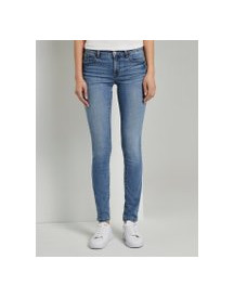 Tom Tailor Alexa Slim Jeans , Dames, Clean Light Stone Blue Denim, 28/32 afbeelding