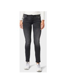 Tom Tailor Alexa Slim Jeans, Dames, Grey Denim, 30/30 afbeelding