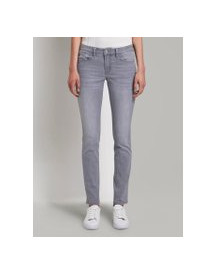 Tom Tailor Alexa Slim Jeans , Dames, Grey Denim, 32/32 afbeelding