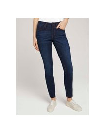 Tom Tailor Alexa Slim Stretch Jeans, Rinsed Blue Denim, 31/30 afbeelding