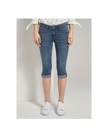 Tom Tailor Carrie Slim Jeans, Dames, Stone Blue Denim, 32 afbeelding