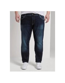 Tom Tailor Carrie Slim Jeans, Heren, Dark Stone Wash Denim, 48/32 afbeelding