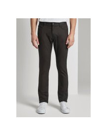 Tom Tailor Josh Regular Slim Jeans, Heren, Clean Raw Black Denim, 33/32 afbeelding