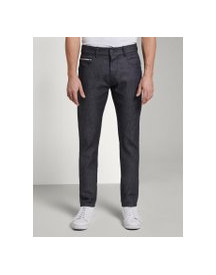 Tom Tailor Josh Regular Slim Jeans, Heren, Clean Raw Blue Denim, 34/34 afbeelding