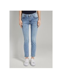 Tom Tailor Kate Slim Jeans, Dames, Light Stone Blue Denim, 29/32 afbeelding