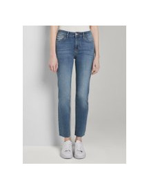 Tom Tailor Kate Slim Jeans, Dames, Light Stone Wash Denim, 26 afbeelding