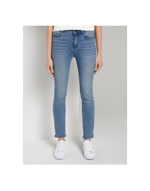Tom Tailor Kate Slim Jeans, Dames, Light Stone Wash Denim, 29/32 afbeelding