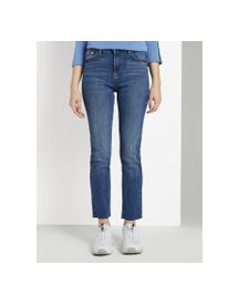 Tom Tailor Kate Slim Jeans, Dames, Mid Stone Wash Denim, 25 afbeelding