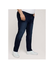 Tom Tailor Slim Jeans, Dark Stone Wash Denim, 48/34 afbeelding