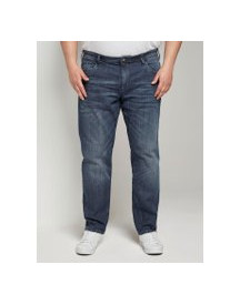 Tom Tailor Slim Jeans, Heren, Dark Stone Wash Denim, 46/34 afbeelding