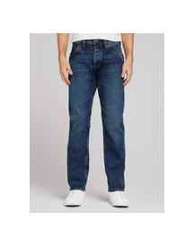 Tom Tailor Trad Relaxed Jeans, Mid Stone Wash Denim, 31/32 afbeelding