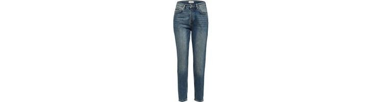 Image Selected High Waist - Jeans Dames Blauw