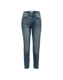 Selected High Waist - Jeans Dames Blauw afbeelding