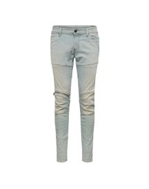 Jeans '5620 3d Zip Knee Super Slim' afbeelding