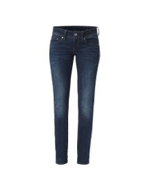 Jeans 'midge Saddle Mid Straight' afbeelding