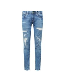 Jeans 'hatch' afbeelding